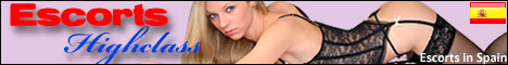 Escorts Highclass -Escorts from Barcelona, Madrid and other cities of Spain